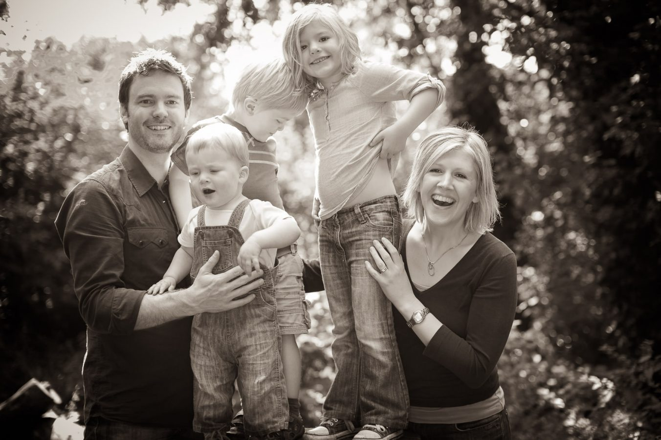 Nottingham family portrait photographer