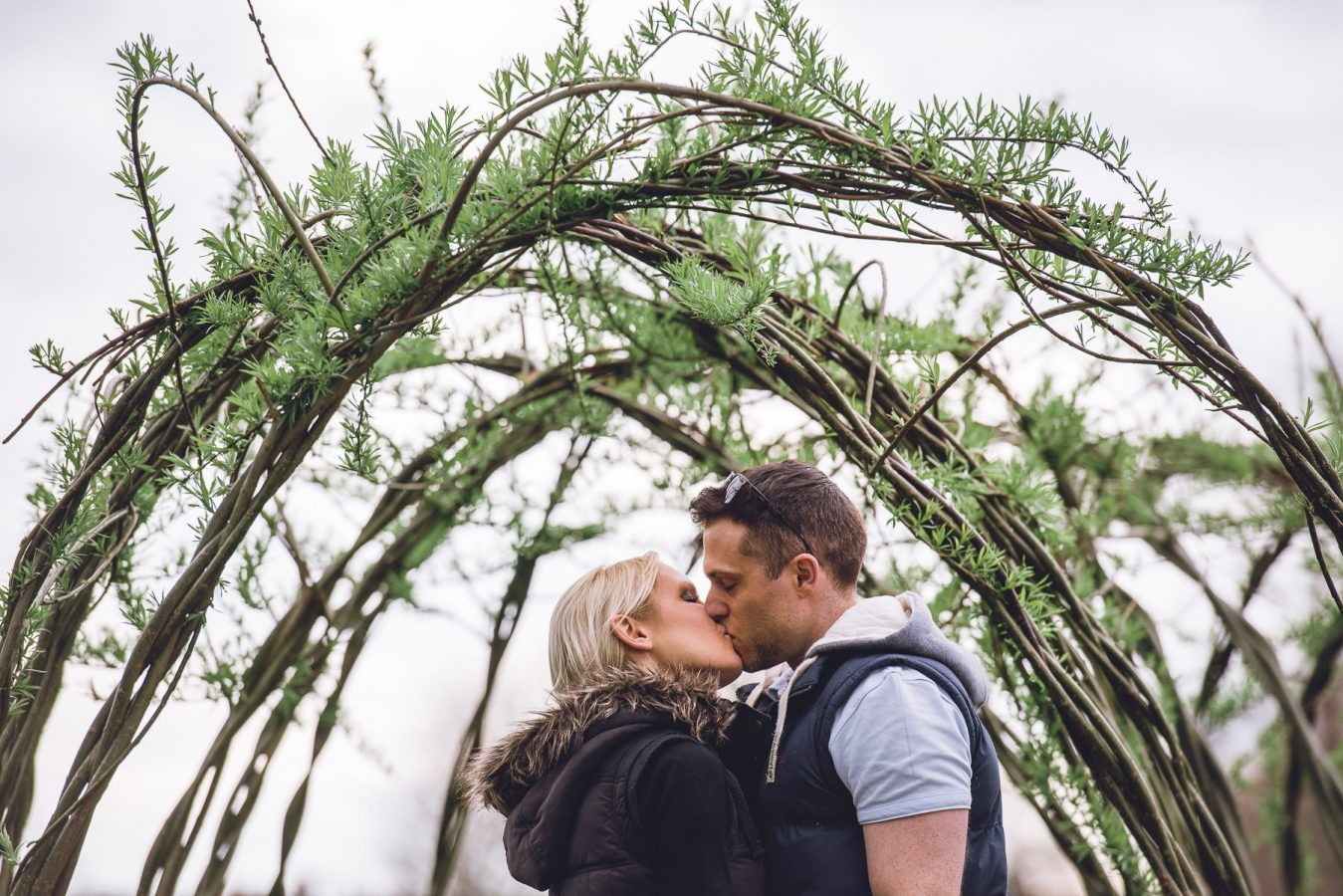 Nottingham engagement photography