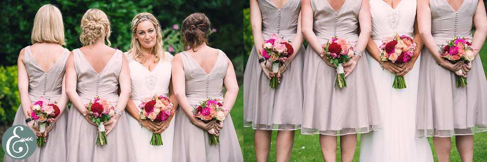 wedding at the old vicarage boutique hotel