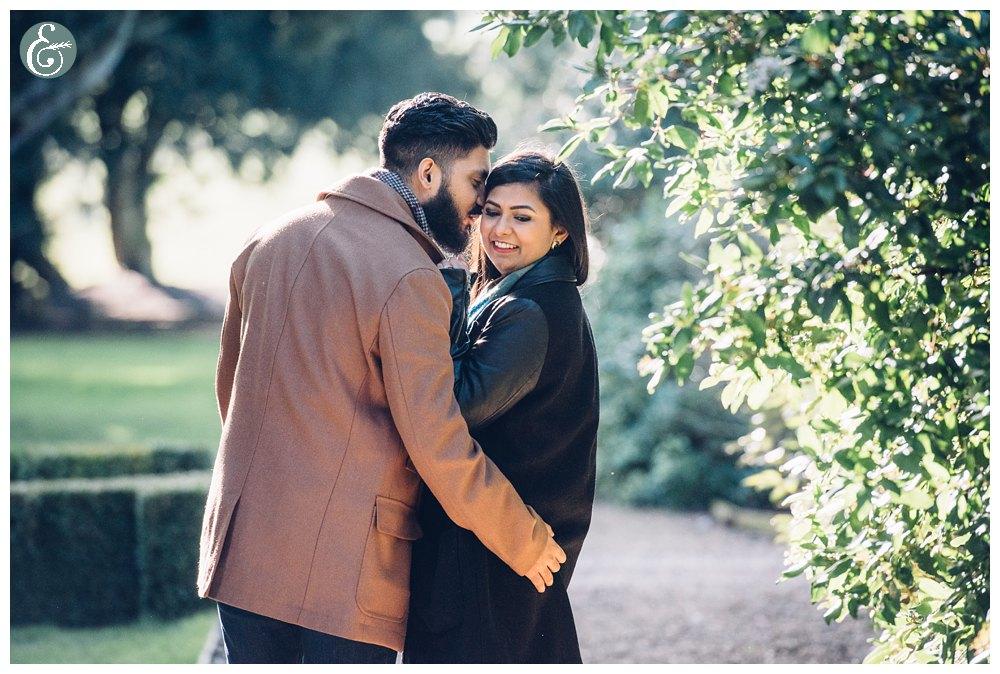 Stapleford Park Engagement shoot