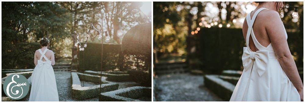 winter wedding styled shoot