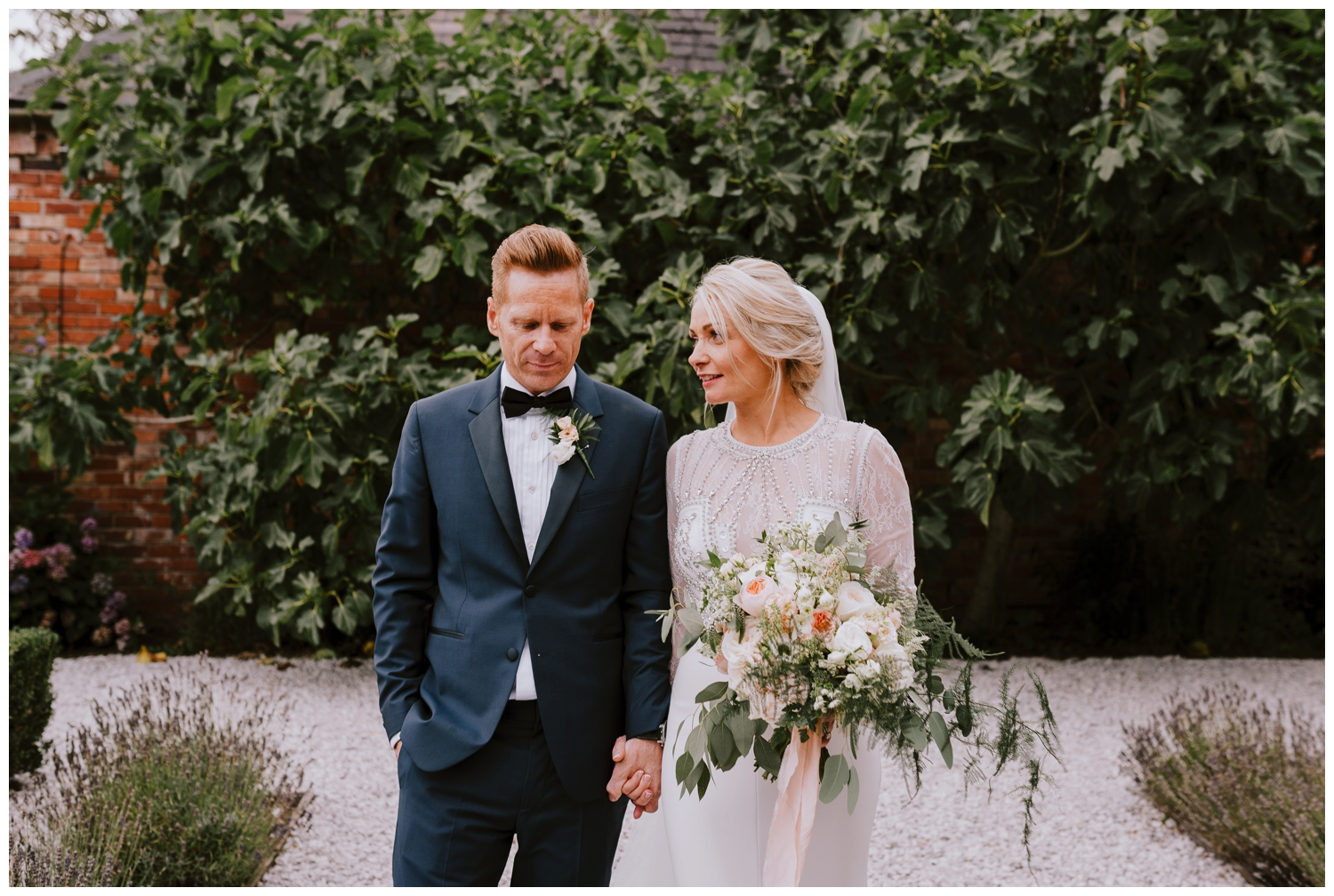 Nottingham Home Wedding Twig and Vine Photography